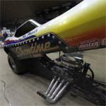 Tom Hoover's Showtime funny car (StreetView)