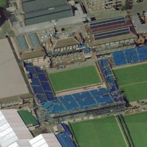 Queen's Club (Google Maps)
