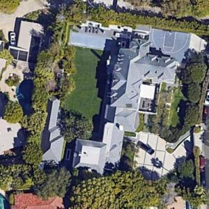 Scooter Braun's House (Google Maps)