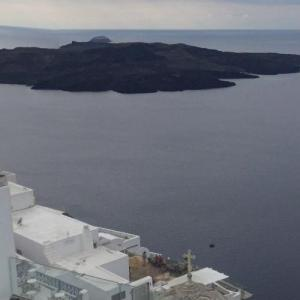 Collapsed Caldera of Santorini (StreetView)