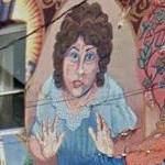 The Great Amherst Mystery mural