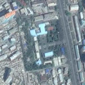 Embassy of China, Pyongyang (Google Maps)