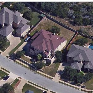Kawhi Leonard's Rental Home (Google Maps)