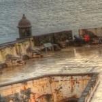 The colors of Castillo San Felipe del Morro (StreetView)