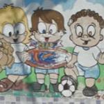 Soccer mural (StreetView)