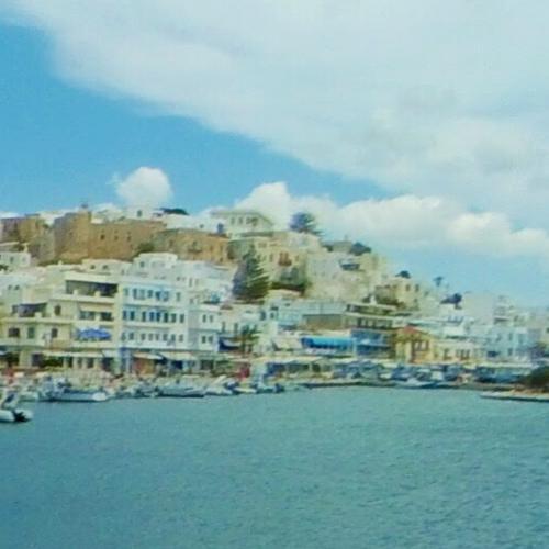 Harbor View of Naxos (StreetView)