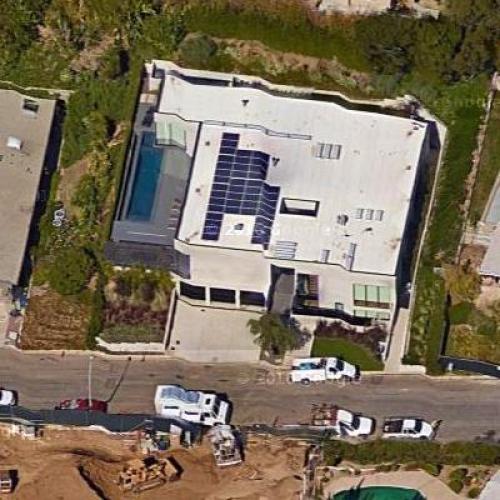 Robert Budi Hartono: Martin Hartono's House In Los Angeles, CA (Bing Maps