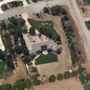 Cain Velasquez's House (Google Maps)
