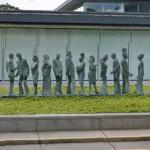 'People' by Kirk Newman (StreetView)