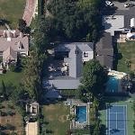 Brian Austin Green and Megan Fox's House