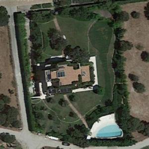 José Mourinho's House (former) (Google Maps)
