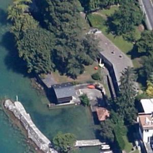 Freddie Mercury's House (former) in Montreux, Switzerland ...