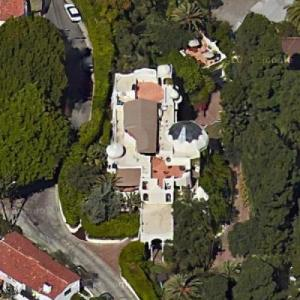 Andy Samberg's House (Google Maps)