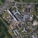 Bundeswehrzentralkrankenhaus Koblenz (Google Maps)