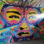 Street art by Stinkfish (StreetView)