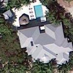 Ted Williams' old Islamorada estate (Google Maps)