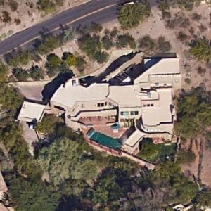 Alice Cooper's House (Google Maps)