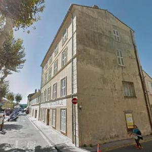 La Gendarmerie Nationale de St-Tropez (StreetView)