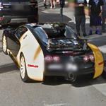 Bugatti Veyron of Bijan (StreetView)