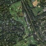 Merion Golf Club (Google Maps)