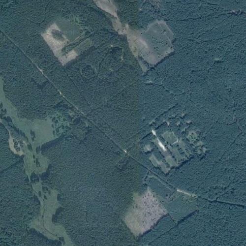 Former Secret Soviet Nuclear Warhead Storage Base In