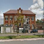 Former Granton Gas Works Railway Station