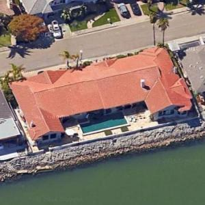 Robin Williams' House (former) (Google Maps)