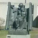 'Protection' by Einar Jónsson (StreetView)