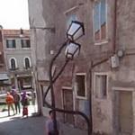 Two Lamp Posts in Love (Lampioni Innamorati)