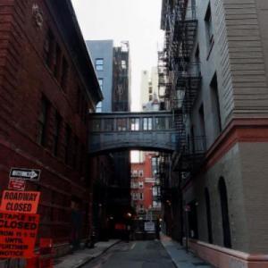 The Staple Street Skybridge (StreetView)