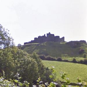 Carreg Cennen Castle (StreetView)