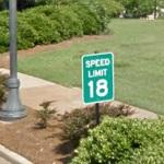 Speed Limit 18???