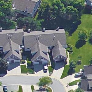Michael Jordan's House (former) (Google Maps)
