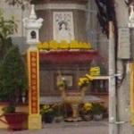 Site of Thích Quảng Đức self-immolation