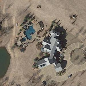 Mike Gundy's House (Google Maps)