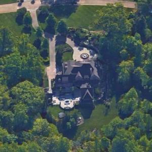 Butch Jones' House (Google Maps)
