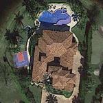 Adewale Ogunleye's House (Google Maps)