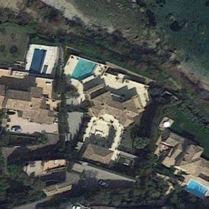 Liliane Bettencourt's House (deceased) (Google Maps)