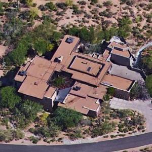 Bob Parsons' House (Google Maps)