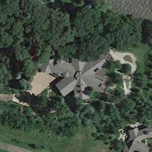 Richard Kinder's House (Google Maps)