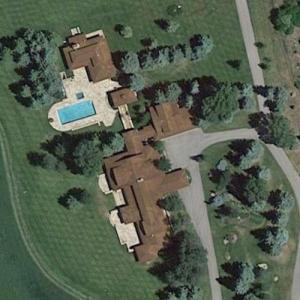 Jeffery Hildebrand's House (Google Maps)