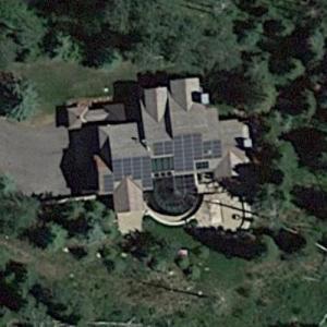 Richard DeVos' House (Google Maps)
