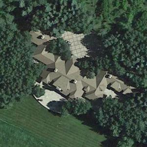 Les Wexner's House (Google Maps)