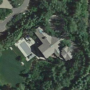 Neil Bluhm's House (Google Maps)