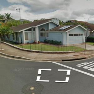 Edward Snowden's Rental Home (former) (StreetView)