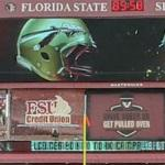 Inside Doak Campbell Stadium - FSU Football (StreetView)