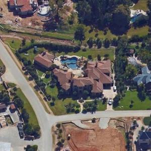 Jason Witten's House (Google Maps)
