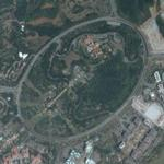 The World's Largest Roundabout (Google Maps)