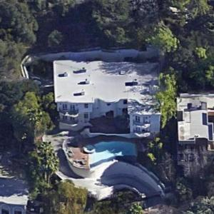 Mac Miller's House (former) (Google Maps)