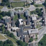 Abandoned Allentown State Hospital (Google Maps)